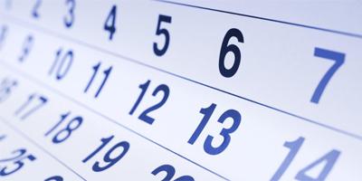 Kalender - Baptistkyrkan