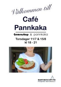 cafe pannkakaS