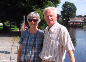 Göran o Roswitha