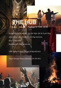 The hub 21